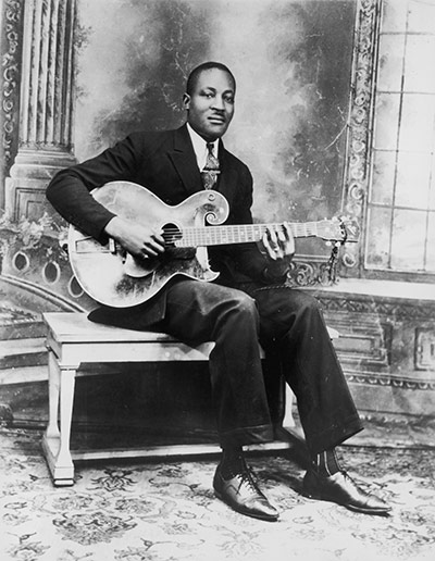 Friendless Blues (Big Bill Broonzy)