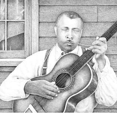 East St Louis Blues (Blind Willie McTell)