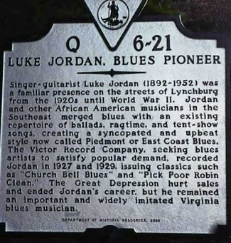 Cocaine Blues (Luke Jordan)